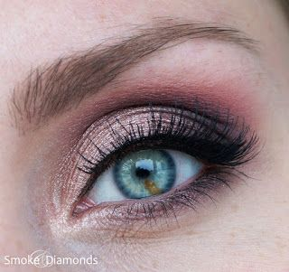 Eotd: Oh so special... ~ Smoke and Diamonds
