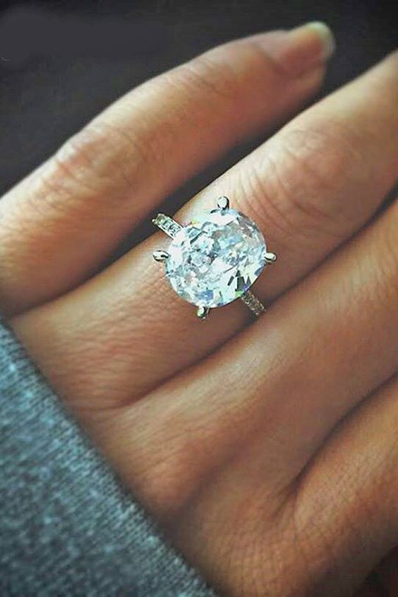 100 engagement rings wedding rings you dont want to miss - Big Wedding Rings