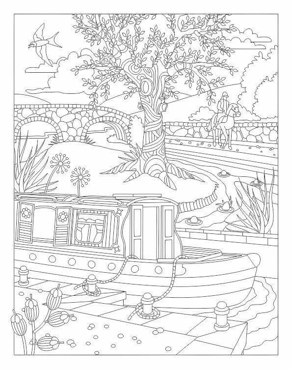 Adult Coloring Pages Colouring Books Transportation Mandala Stress Relief Colour Book Apps