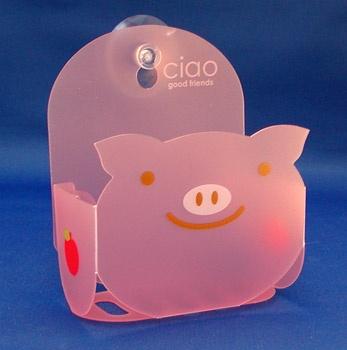 Piggy Sponge Holder (016047)