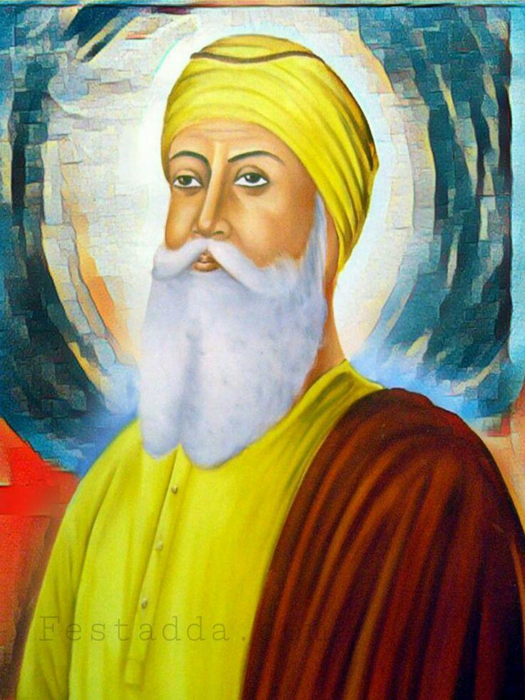 Guru Nanak Images HD Ki Photo Wallpaper With Picture