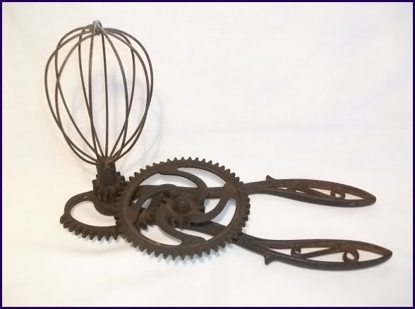 1893 Jacquette Egg Beater Of Cast Iron Find This Pin And More On Urban Farmhouse Chic