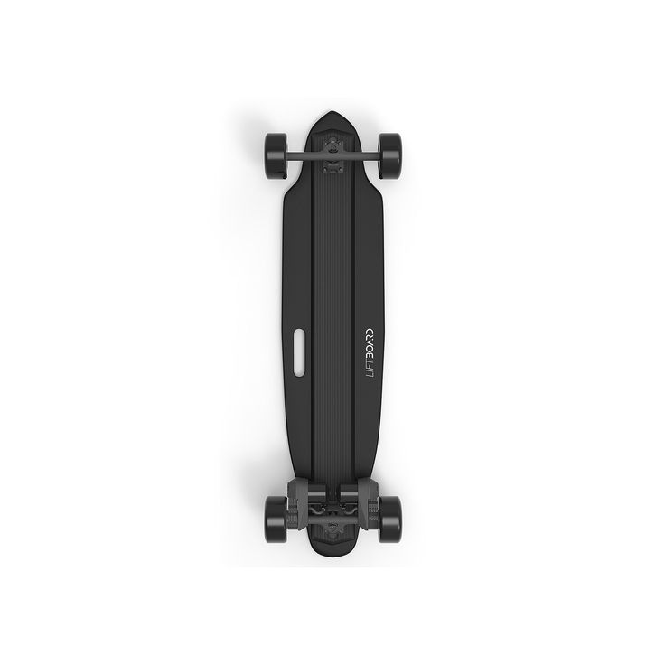 Go Board Motorized Electric Dual Motor Skateboard, Multicolor