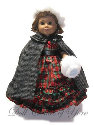 1000+ images about American Girl Doll Clothes- Victorian ...
