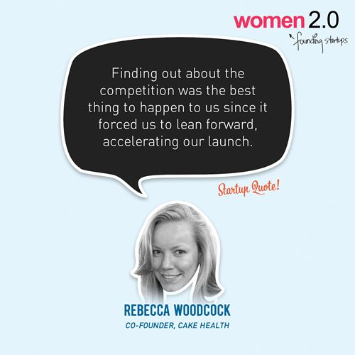 Finding out about the competition was the best thing to happen to us since it forced us to lean forward, accelerating our launch. - Rebecca Woodcock Startup QuotexWomen 2.0edition Click here to read the interview
