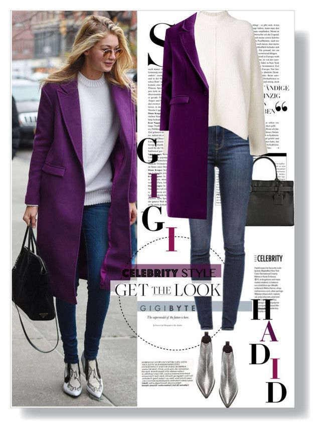 """Get the Look: GiGi Hadid Winter Edition"" by sofirose ❤ liked on Polyvore featuring J Brand, URBAN ZEN, Acne Studios, women's clothing, women's fashion, women, female, woman, misses and juniors"