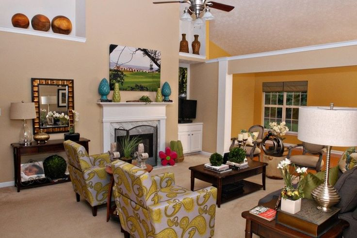 Family Room Makeovers