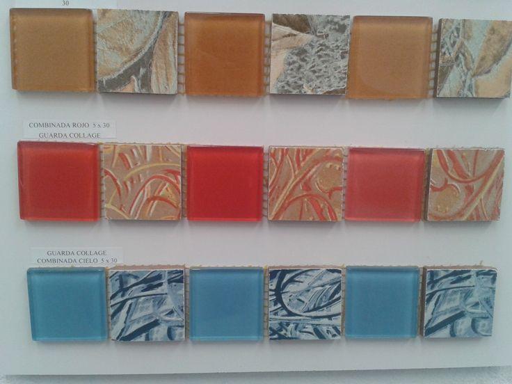 Guarda Combinado De Ceramica Y Vidrio 5x30!! - $ 41,00 en MercadoLibre