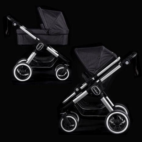 Emmaljunga nxt90 stroller baby sweden