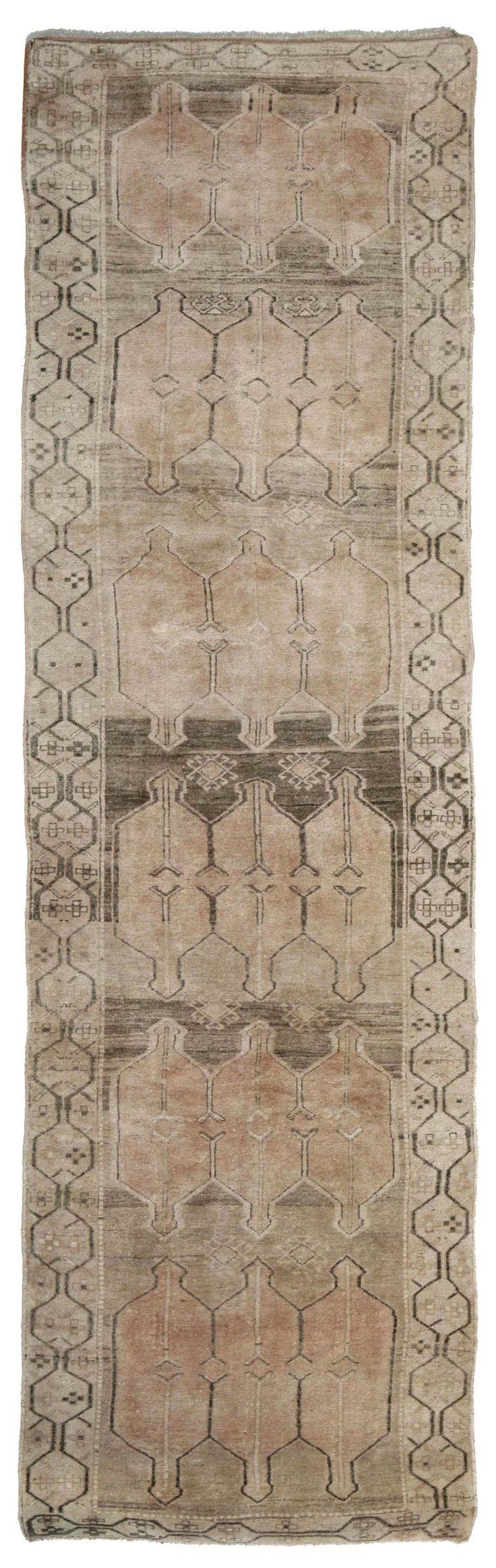 Vintage Oushak Rugs... simply gorgeous.