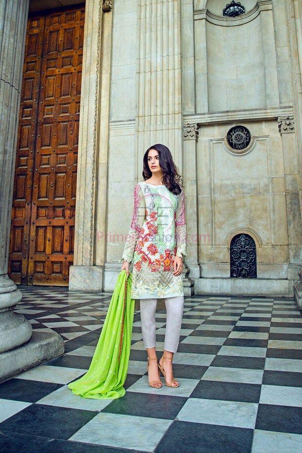 Sobia Nazir Lawn Dresses 2016 VISIT -> http://www.primerfashion.com/sobia-nazir-lawn-dresses-2016/ #SobiaNazir #Lawn #Dresses #Fashion