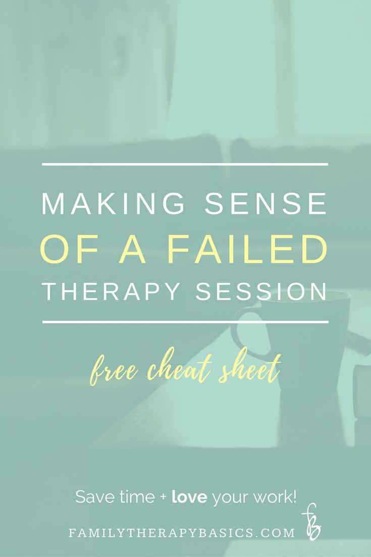 Have you had a disappointing therapy session? This post addresses how to prevent and properly process these sessions, so that they help us grow as therapists.