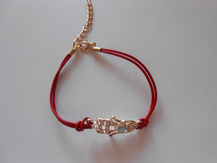 Red Envy Hand Bracelet. www.highmoda.eu