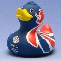 Quietscheente Olympic Team GB