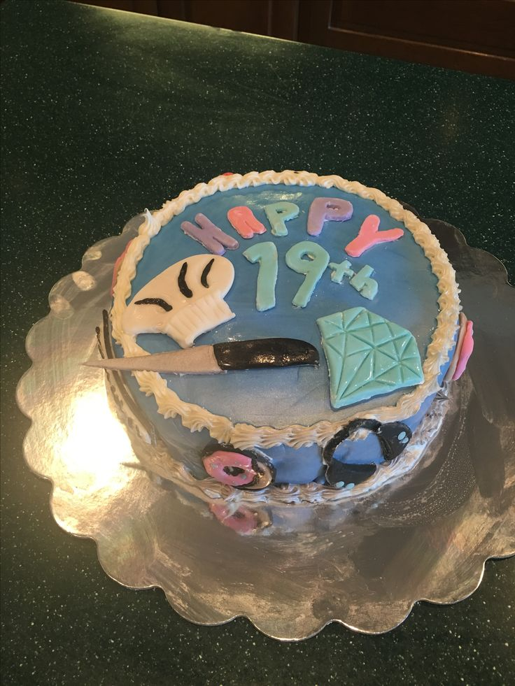 19th birthday cake 17 best ideas about 19th birthday cakes on 1039