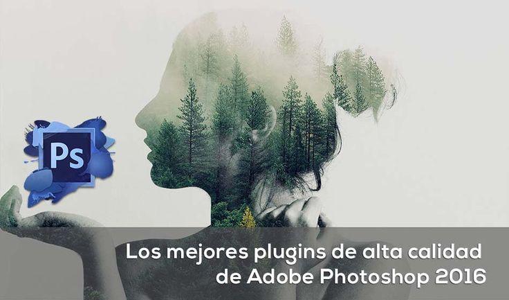 Los mejores plugins de alta calidad de Photoshop 2016