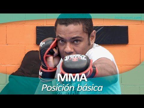 MMA (ARTES MARCIALES MIXTAS) 3 | Guardia o posición básica - YouTube