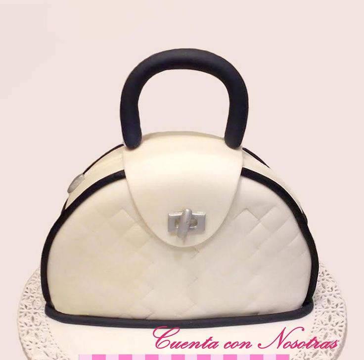Torta Cartera Purse Cake