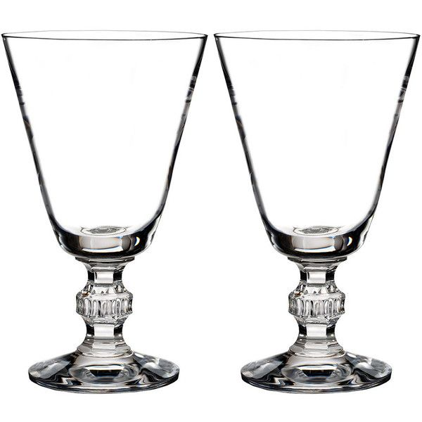 Swarton Decanter & 4 Red wine glass set