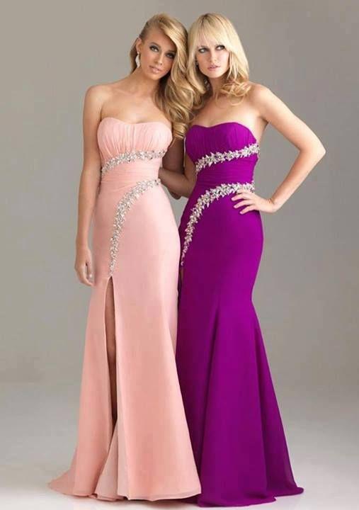 Mejores 158 imágenes de DRESSES en Pinterest | Vestidos de noche ...