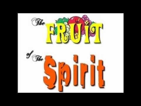 Fruit of the Spirit: List with Descriptions