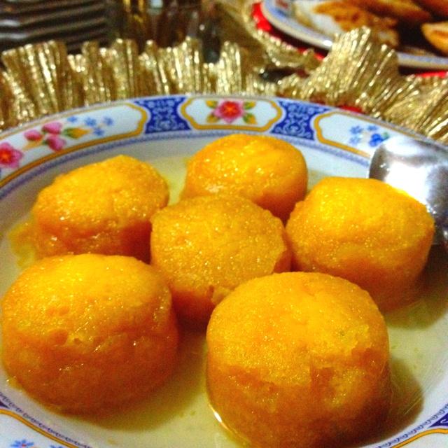 Cucuru Bayao Cake