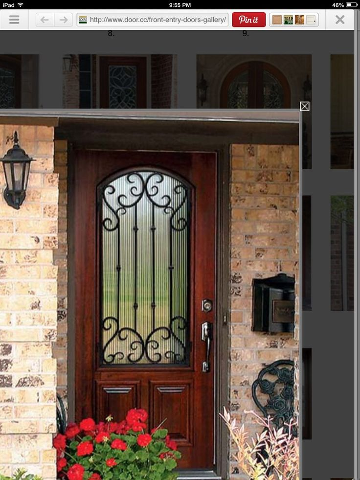 Awesome 9 Foot Double Entry Doors