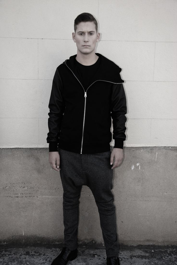 Saxony X Andy.R.Salon Shoot - Featuring the Annihilator Jacket and Morest Pant