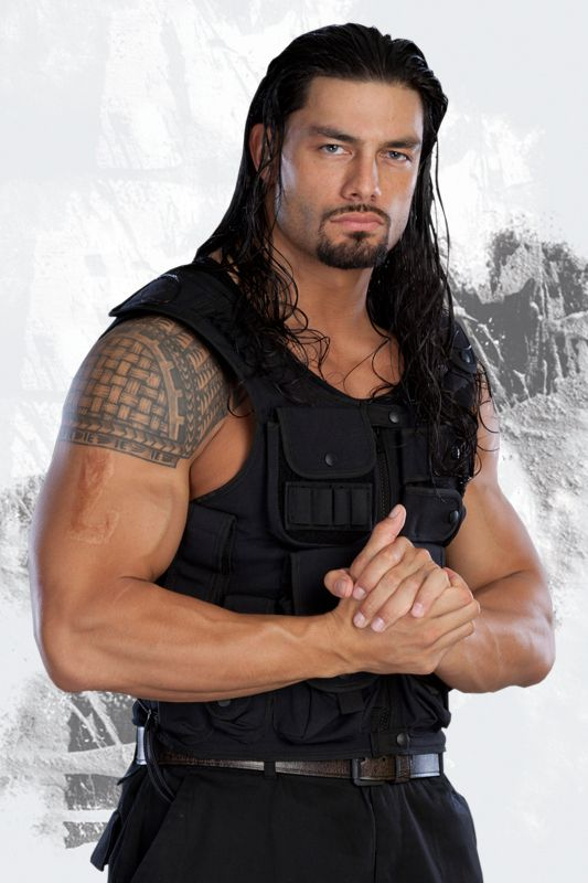 Roman Reigns - the-shield-wwe Photo...The Sexiest out of the 3