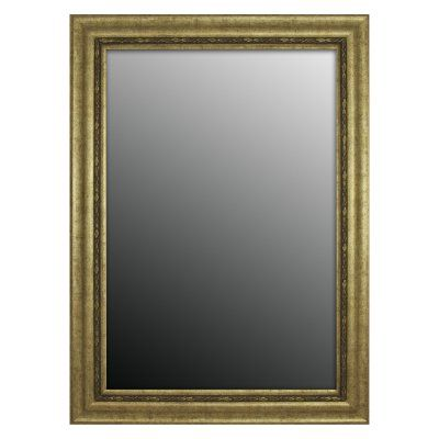 Second Look Mirrors Adalusian Silver Classic Wall Mirror - 8059000