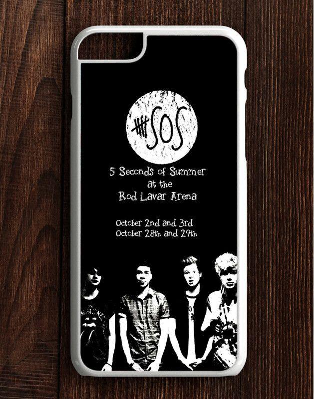 5 Second Of Summer Poster iPhone 6 Plus | 6S Plus Case