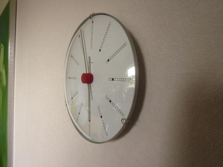 Arne Jacobsen Bankers clock 1971