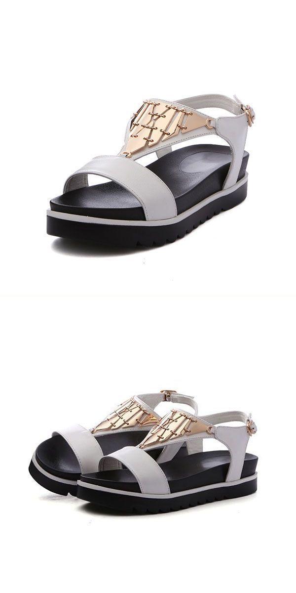 6a6bb17bd5ee6 Summer women flat casual outdoor fashion comfortable beach flat sandals  shoes jackie o sandals  lamour  sandals  o  jour  sandals  sandals  4  u   sandals ...