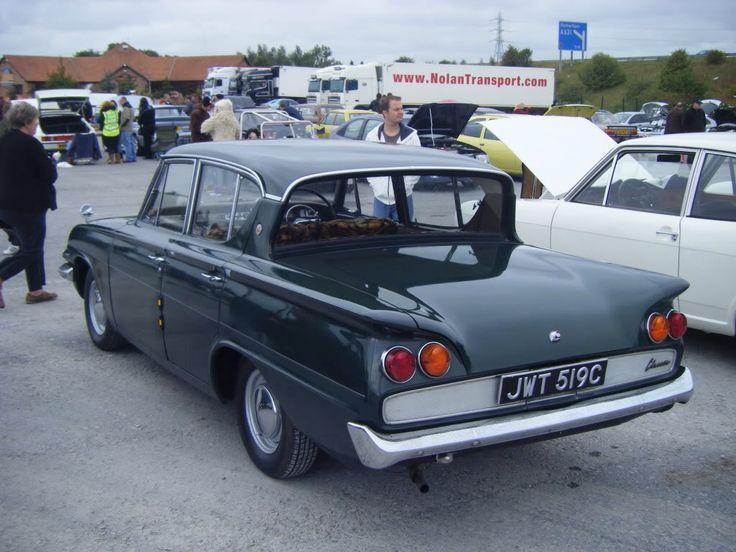 Best Cars Ford Consul Classic Images On Pinterest Capri