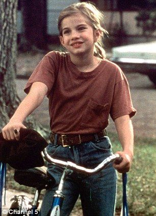 Anna Chlumsky in 1991 movie My Girl.