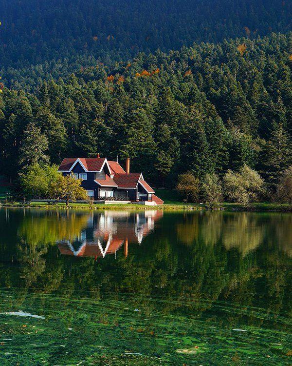 "Best Earth Pics on Twitter: ""Gölcük Bolu, Turkey   Photo by @AyseSivil https://t.co/Z6m2D76xa5"""
