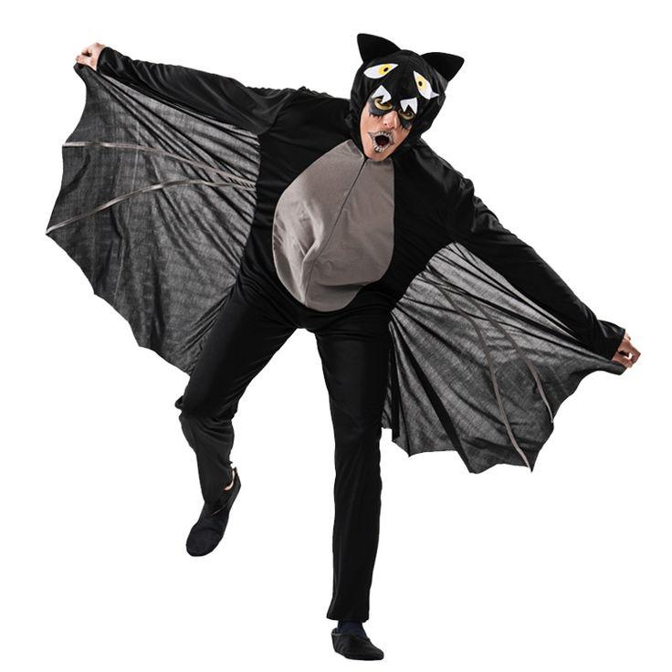 Disfraz de Murciélago Adulto #tienda #disfraces #halloween #novedades