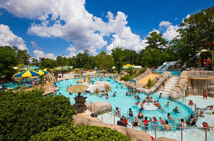 This Massive New Houston Water Park is 80 Acres of Fun