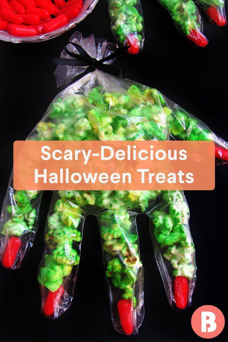 16 Halloween Treats That Are Scary Good | Halloween Ideas | Pinterest