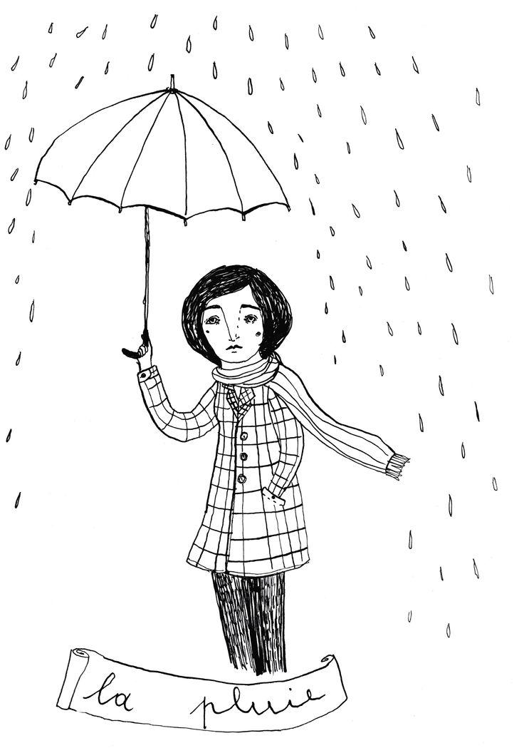 La pluie _ china 2011