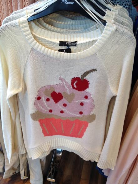 Jane Norman Cupcake Jumper