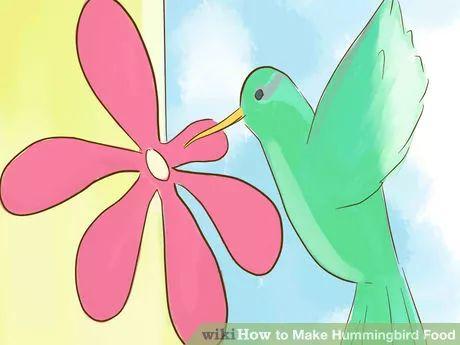 Image titled Make Hummingbird Food Step 1