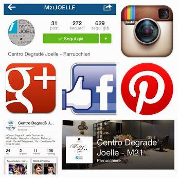 Siamo su tutte le piattaforme social...seguitecii!  #FOLLOWUS #WELOVEM21JOELLE #welovecdj