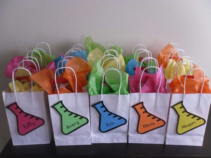 Science is Fun! Birthday Party Ideas | Photo 1 of 48 | Catch My Party