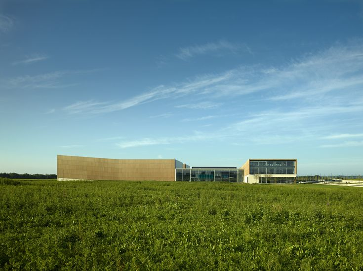 Gallery of Bestseller Logistics Centre North / C.F. Møller Architects - 15