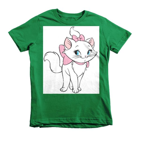 This is the kids' version of American Apparel's most popular adult t-shirt. It features durable ribbed neckband and a double-needle bottom hem and sleev ...