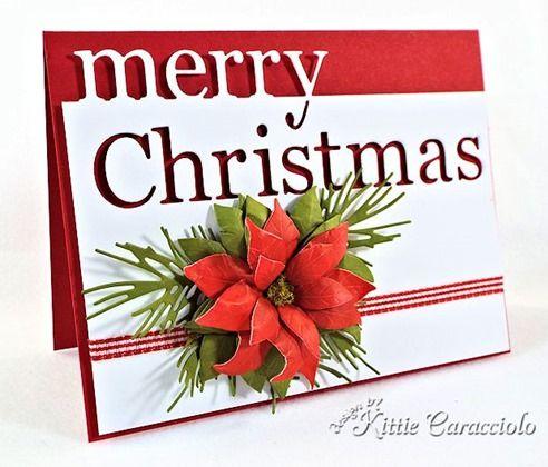 KC Memory Box Merry Christmas 1 left
