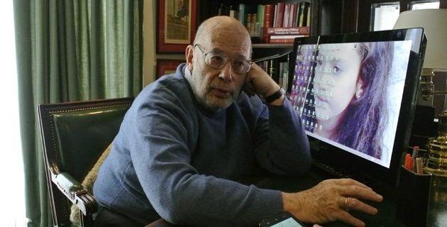 El historiador y doctor en derecho Enrique Gaviria Liévano durante esta entrevista en su residencia en Bogotá. POR:CÉSAR MUÑOZ VARGAS/EL HERALDO.-A propósito del lanzamiento de su quinto libro sob...