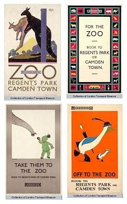 London zoo-Day 8