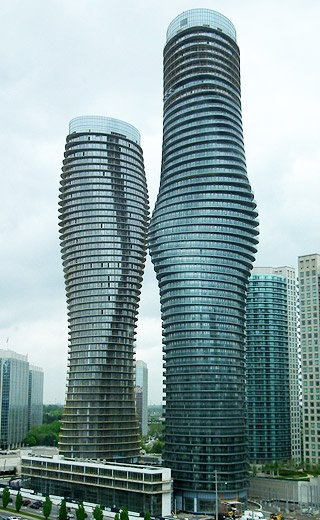 Top 25 Ideas About Unique High Rise Towers On Pinterest